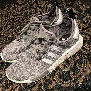 Grey/White NMDs